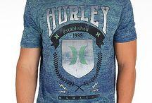 Hurley Malibu T-Shirt