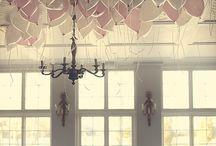 bröllop - dekoration