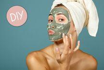 Gesichtsmasken zum selbermachen