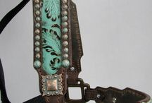 horse tack / by Melissa Risser