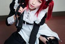 anime \ cosplay