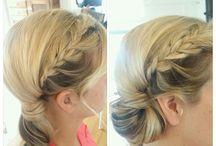 My bridal hair styles.  www.alisonbrewer.co.nz