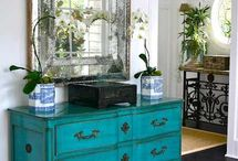 Funky furniture & decorations for home/organization :) / by Emily Long