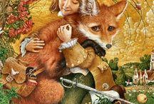 Лисёны ... Fox / Fox