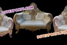 #WEDDING #FURNITURE #DSTEXPORTS / WE ARE MANUFCATURING AND EXPORTING ALL TYPES OF WEDDING DECORATIONS.