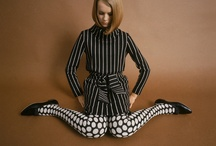 STYLE : GRAPHIC FASHION / Graphic prints, stripes, dots and graphic images on clothes, shoes, stockings and accessories.