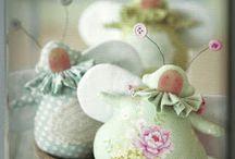 sewn decoration