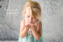 Ice Princess Portrait Photography