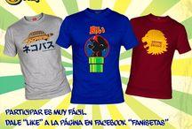 Concursos Fanisetas.Com / by Fanisetas.Com