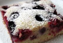 recette dessert / by amandine arai