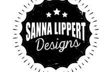 Sanna Lippert Designs - stencils