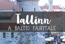 Tallinn, Estonia / I was here (in Tallinn) August 14, 2017