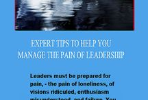 Expert Leadership Tips