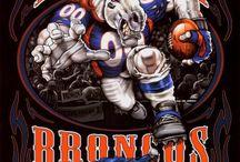 Football! Denver Broncos Style!