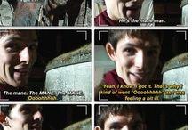 Merlin, you peasant