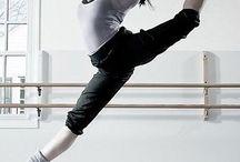 Танцы-это жизнь.