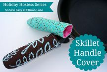holiday hostess tutorials from Ellison Lane / tutorials for sweet and awesome hostess gifts