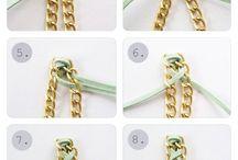DIY Bracelets~Anklets