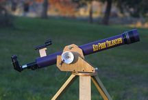 "DIY Astronomy Stuff / Great ideas for how to make astronomy equipment better, stronger, stiffer, more useful, and sometimes more expensive but with the satisfaction of, ""Yeah, I did that."""