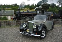 Whisky Tours with a twist  / We are soon to be offering  guided whisky tours in a chauffeured classic car combined with a journey in a steam train here in the beautiful Scottish Highlands  and the heart of whisky country Speyside