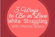 Living With Mental Illness / Blog entries, links, pics related to the maintenance of Mental Health