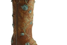 Cowgirl Boots!! My New Obsession! / by Marci Johnson