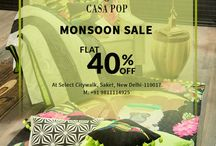 #Casapop #monsoonsale / 0