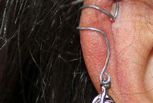 orecchini senza buco