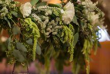 Hanging Floral Decor / www.lushfloraldesgnpdx.com Serving Portland, Oregon and Vancouver, Washington. Wedding and Event floral design. Wedding bouquets, centerpieces, ceremony floral, Cake floral, Boutonnieres', Altar floral, corsages, aisle petals. Contact us at www.lushfloraldesignpdx.com