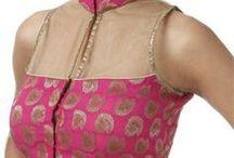 blouse model