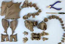 3d-игрушки из бумаги