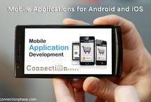 Mobile App Development - Android & IOS / The ConnectionPhase is an excellent IT company that offers effective and efficient mobile apps development. They are working on a large range of exciting mobile apps projects for clients around globe.
