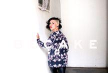 FW 13|14 WOMAN COLLECTION / Un po' ritorno alle origini, un po' ritorno a se stessi... La collezione più mia che abbia mai fatto !! Mie fotografie di Milano, grafiche recuperate da BECAKE ART ... tutto si fonde perfettamente senza stonare. Attenzione ai dettagli e materiali pregiati.  Enjoy | BECAKE