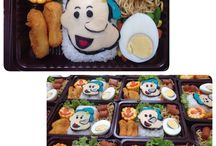 Bento Boxes / Fun food for kiddos