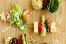 salad sticks/wedges