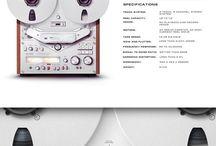 AKAI / Akai Vintage & Retro Stereo Hi-Fi & Electronics