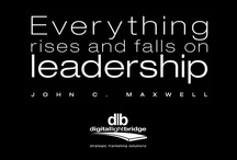 Christian Leadership / by Pastor LaMont