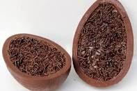 Ovo de páscoa de colher! / Feito com chocolate belga