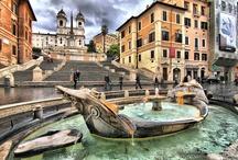 Travel in Rome / Tourist attraction in Rome