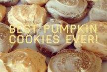 Pumpkin recipies / What I will be eating in fall!