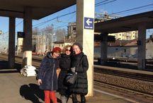 La nostra scoperta del territorio di Novi Ligure / In una splendida giornata di sole invernale siamo andati in pre visita per organizzare le proposte sul territorio alessandrino.