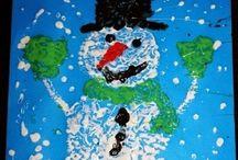 zima/snowman