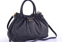 Prada Handbags / by wang zubin