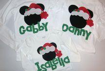 Mickey Christmas IDeas