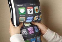 iPhone polštář
