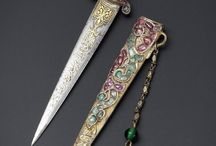 Swords and Daggars