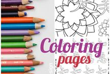 Coloring pages for me / coloring pages for adults printable / abstract / mabdalas / Japanese / fun