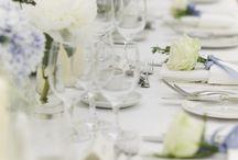 Dekoracje stołu wiosna - lato