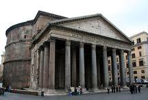 edificios Roma clásica