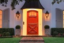 Doors ~ Doors ~ Doors / by Gina Rizza